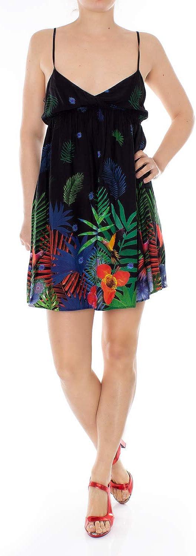 Desigual Short Dresses Woman Vest Sia 19SWMW17