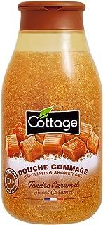 Cottage Douche Gommage Tendre Caramel Grains Exfoliants 100% Naturels 1 Unité