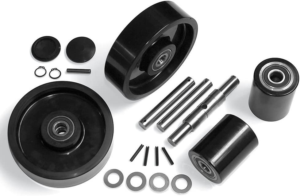 Manual Pallet Truck Complete Wheel Kits - For Multiton Model No.