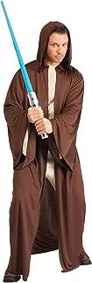 Rubie's Costume Star Wars Adult Hooded Jedi Robe Costume