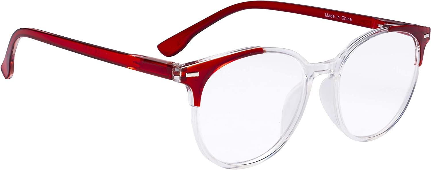 Fashion Ladies Reading Glasses Oversized Round Readers for Cheap Super-cheap super special price Women