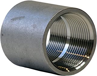 Stainless Steel 304 Cast Pipe Fitting, Coupling, Class 150, 3/4