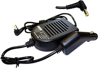 Power4Laptops DC Adapter Laptop Car Charger for Toshiba Satellite C660-258, Toshiba Satellite C660-25C, Toshiba Satellite C660-25U, Toshiba Satellite C660-26G, Toshiba Satellite C660-26Z