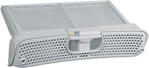 ORIGINAL Flusensieb Filtertasche Sieb W/ärmepumpe Trockner Bosch Siemens 656033