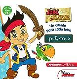 Jake y los piratas de Nunca Jamás. Un cuento para cada letra: p, l, m, s (Leo con Disney - Nivel 1)