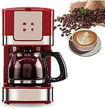 BRIDGEGUO Electronic Automatic Coffee Maker Coffee Machine Drip Espresso Machine Espresso Maker Cafe Latte Cappuccino Tea,...