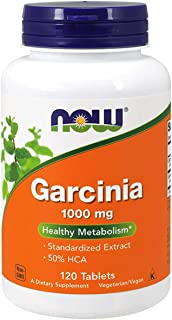 NOW Foods NOW Foods Garcinia 1000mg Tabs 120's