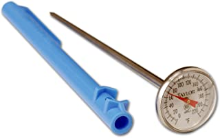 Taylor Precision Products Standard Grade Thermometer (1-Inch Dial)