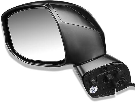 DNA MOTORING OEM-MR-HO1320266 Factory Style Powered+Heated Left Side Door Mirror