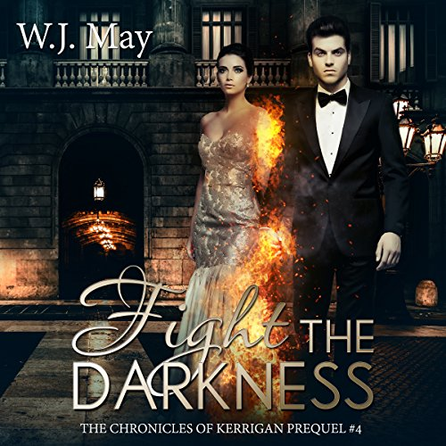 Fight the Darkness audiobook cover art