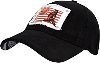 Old Glory Motley Crue - Mens Red, White & Crüe Fitted Cap