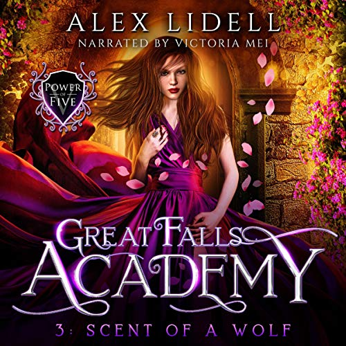 Scent of a Wolf audiobook cover art