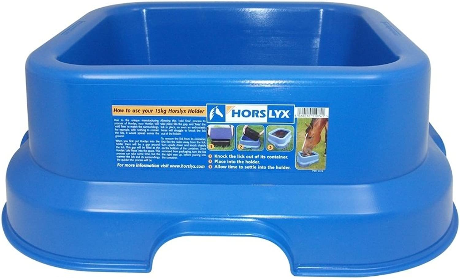 Horslyx 15kg Lick Holder (One Size) (May Vary)