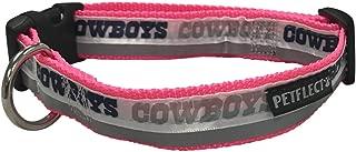 Best pink cowboys dog collar Reviews