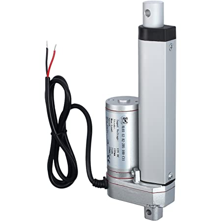 Details about  /12V Linear Actuator 50mm-250mm Stroke Linear Drive Electric Motor Controller