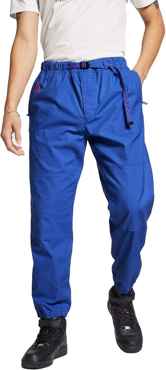 temblor pestillo Proceso de fabricación de carreteras  Amazon.com: Nike Sportswear ACG Men's Trail Pants: Clothing