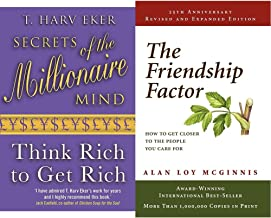 Secrets Of The Millionaire Mind +Chakras for Beginners (Set of 2 Books)