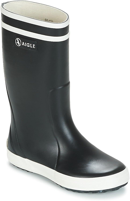 Aigle Unisex Rubber Boots EUR 27 Marine bluee