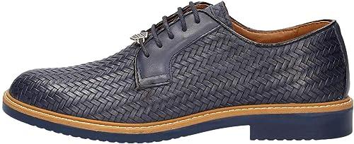 IGIeCO 3101911 Bleu Chaussures à Lacets Chaussures Hommes Chaussure Décontracté - Bleu, 44 EU