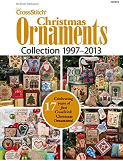 Just CrossStitch Christmas Ornament Collection 1997 2013