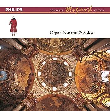 Mozart: The Organ Sonatas & Solos (Complete Mozart Edition)