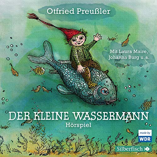 Der kleine Wassermann - Das WDR-Hörspiel: 2 CDs