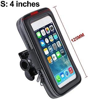 xbjm Bolsa a Prueba de Agua para Bicicletas, Motocicleta, Soporte para teléfono, Carro eléctrico para iPhone, Samsung, Huawei Xiaomi, Sony