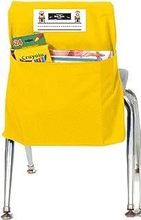 Seat Sack 40112 Storage Pocket, Grade Pre K, 12
