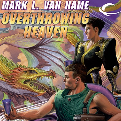 Overthrowing Heaven audiobook cover art