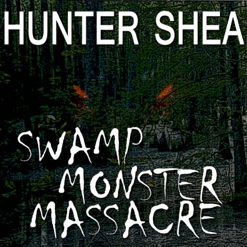 Swamp Monster Massacre audiobook cover art