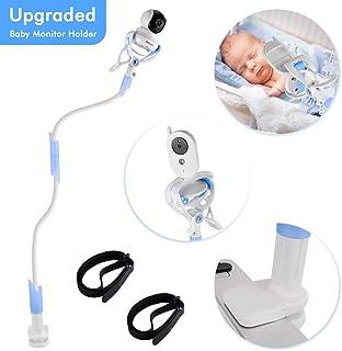 Sunix Soporte para Cámara de Bebés Soporte para Monitor de vídeo Infantil y Estante Soporte para Cámara Flexible para la Mayoría de Teléfonos & Monitores de Bebés