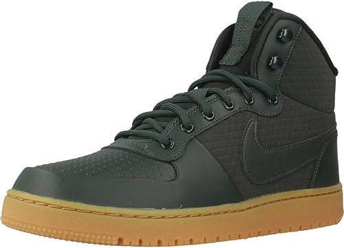 Nike Court Borugh Mid Winter, Chaussures de Fitness Homme