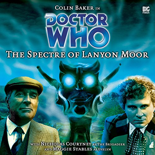 Doctor Who - The Spectre of Lanyon Moor cover art