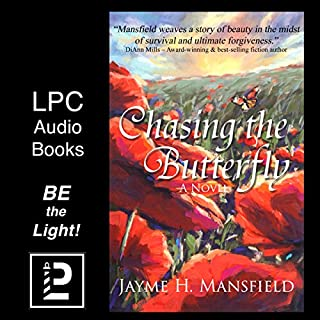 Chasing the Butterfly audiobook cover art
