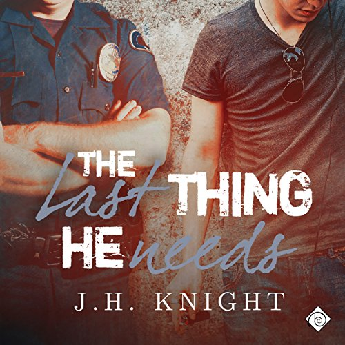 The Last Thing He Needs audiobook cover art
