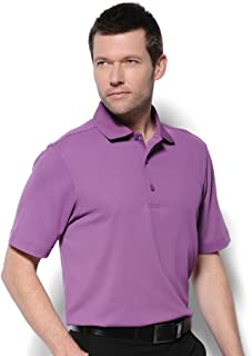 Men's Dry Swing X-Cool Solid Pique Shirt #1090