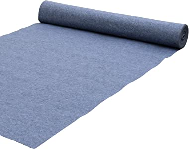 Outdoor Aisle Carpet Runner Disposable Entrance Floor Rug for Wedding Ceremony Event Party Christmas Thanksgiving Decor (Colo