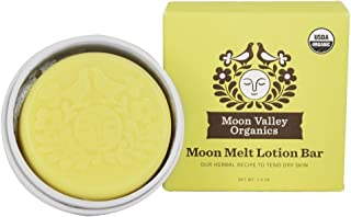 MOON VALLEY ORGANICS Organic Moon Melt Lotion Bar, 1.9 OZ