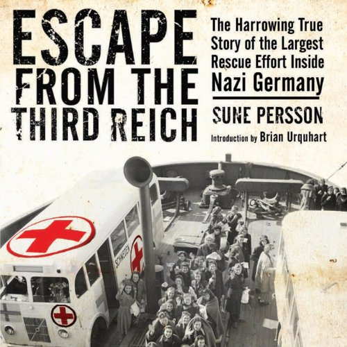 Escape from the Third Reich audiobook cover art