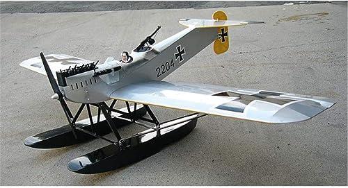 MAXFORD USA Hansa Brandenburg W.29 53  ARF MIT Schwimmer