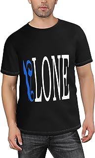 Sponsored Ad - Big V Letter Shirts Vlone Cotton T-Shirt Hip Hop Trend Tee Fashion Popular Short Sleeve Crew Neck Couple To...