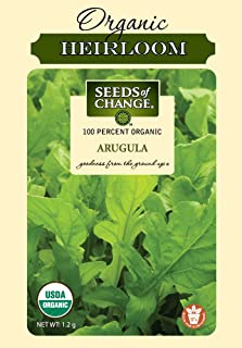 Seeds of Change Certified Organic Arugula