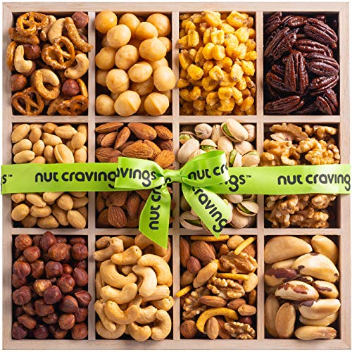 Gourmet Fresh Nut Assortment Gif...
