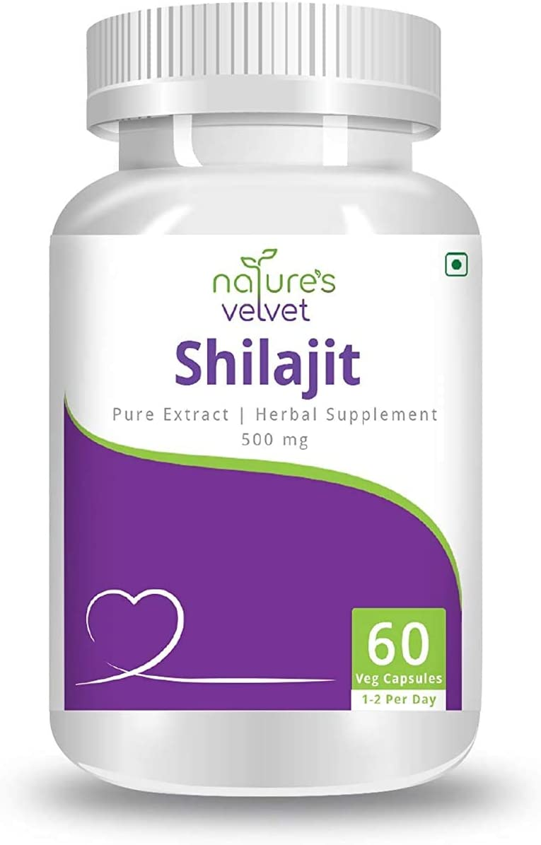 Valocity Nature's Velvet Shilajit Pure for Sta Max 90% Our shop most popular OFF Youth Extract and