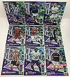 PANINI ADRENALYN XL 2021/2022 Juego completo de 9 tarjetas de juego como se muestra en la imagen