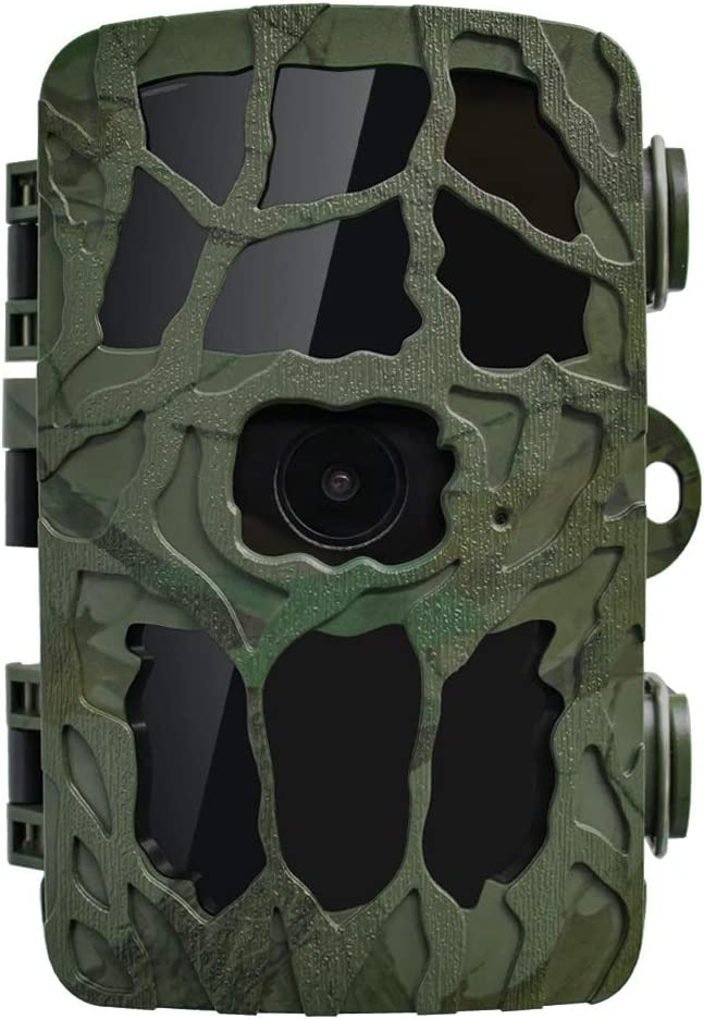 Highwild Trail Game Camera 20MP Scouting Max 87% OFF 4K Hunting Waterproof Recommended C