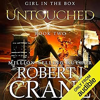 Untouched: The Girl in the Box, Book 2 audiobook cover art