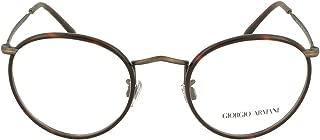 Giorgio Armani AR 112MJ HAVANA 49/22/145 men Eyewear Frame