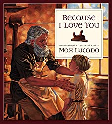 Because I Love You Book for children