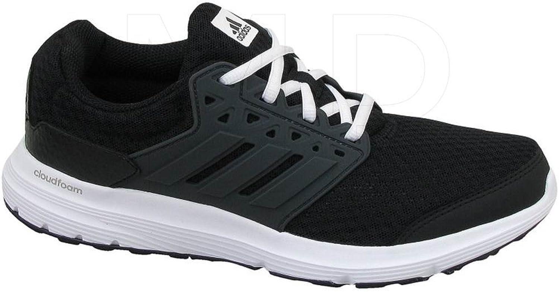 Adidas Damen Galaxy 3 Laufschuhe Laufschuhe Laufschuhe Schwarz 40 EU  e468c9
